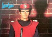 Captain Scarlet - 'Captain Scarlet' Postcard